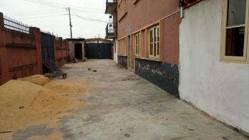 a Spacious Renovated 3 Bedroom Flat in a Block of 6 Flats, Obanikoro, Shomolu, Lagos, Flat for Rent