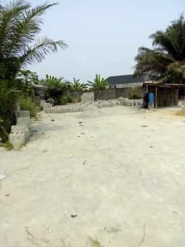 Dry Land Fenced Round and Gated, Seaside Estate, Off Badore Road, Facing Main Estate Interlocking Road, Not Far From The Estate Gate, Badore, Ajah, Lagos, Residential Land for Sale