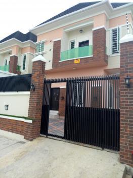 Newly Built and Well Finished 4 Bedroom Detached Duplex, Kazeem Eletu Street, Osapa, Lekki, Lagos, Detached Duplex for Sale