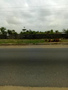 12 Plots of Dry Land Fenced and Gated, Facing Lekki Epe Expressway, Before Eleko Junction, Eleko, Ibeju Lekki, Lagos, Mixed-use Land for Sale