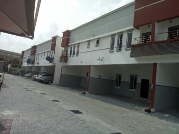 Service Newly Built Luxury 4 Bedroom Terrace in  Mini Estate, 2nd  Toll Gate, Lekki Phase 2, Lekki, Lagos, Terraced Duplex for Rent