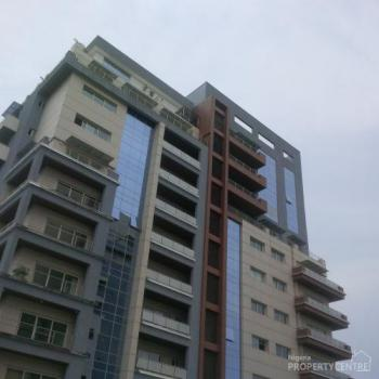 3 Bedroom Flat with 1 Room Bq, Olympic Towers, Victoria Island (vi), Lagos, Flat for Rent