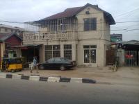 Good One Storey Building, Alagomeji, Yaba, Lagos, House For Sale