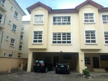 Well Finished 4 Bedroom Terrace Duplex, Bourdillion Court Estate, Lekki Expressway, Lekki, Lagos, Terraced Duplex for Sale