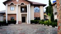 Tastefully Finished 6 Bedroom Duplex With One Storey Building Security House, Woji, Port Harcourt, Rivers, 6 Bedroom, 7 Toilets, 7 Baths House For Sale