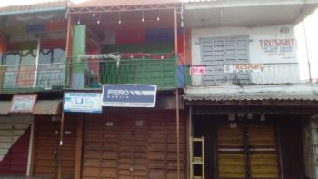Building with Shops on a Plot of Land, Awolowo Way, Oba Akran, Ikeja, Lagos, Commercial Land for Sale