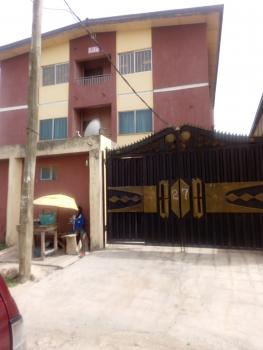 Spacious 3 Bedroom Upstairs, Shotayo Hudges, Kilo, Surulere, Lagos, Flat for Rent