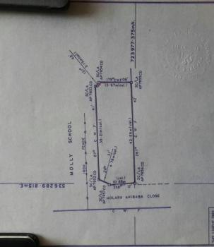 a Gated and Fenced Land, Molara Anibaba Close, Off Oluwatosin Ajayi Street, Ajao Estate, Isolo, Lagos, Mixed-use Land for Sale