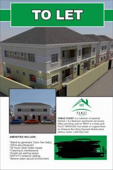 2 Bedroom and 1 Bedroom Serviced Apartment, Eputu, Ibeju Lekki, Lagos, Mini Flat for Rent