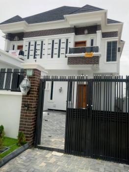 4 Bedroom Semi Detached Duplex with a Room Bq, Alternative Cheron Road, Chevy View Estate, Lekki, Lagos, Semi-detached Duplex for Sale