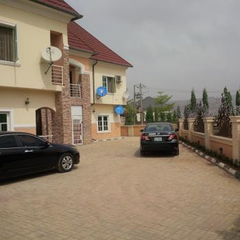 Spaciously Built & Luxury Designed 3 Bedroom Apartment, Near Ministers Hill, By Aso Fm, Katampe (main), Katampe, Abuja, Flat for Rent