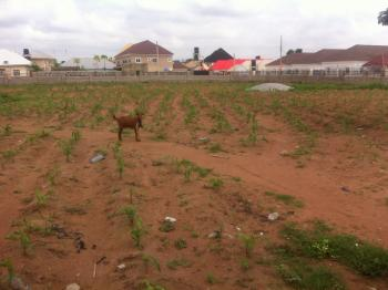a Re-certified R of O Plot of Land for Clinic (fenced and Gated), Lugbe Fha, Behind Amac Market (crd), Lugbe District, Abuja, Commercial Land for Sale