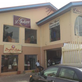 Well Located Serviced Shop Space on The First Floor (en Suite), Off Ademola Adetokunbo Crescent, Wuse 2, Abuja, Shop for Rent