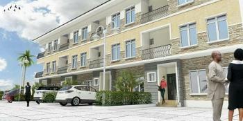 4 Bedroom Terrace Duplex with 2 Living Rooms, Hill Crest Estate, Guzape District, Abuja, Terraced Duplex for Sale