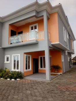 Brand New 5 Bedroom Duplex with Bq and Swimming Pool, Royal Garden Estate, Before Abraham Adesanya, Ajah, Lagos, Detached Duplex for Sale