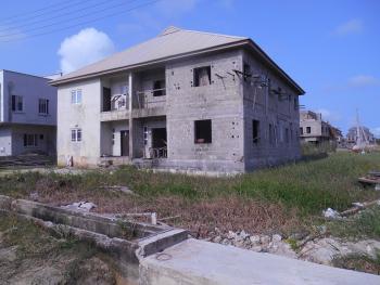 3 Bedroom Duplex (uncompleted House - Distress Sale), Ocean Bay Estate, Chevy View Estate, Lekki, Lagos, Semi-detached Duplex for Sale