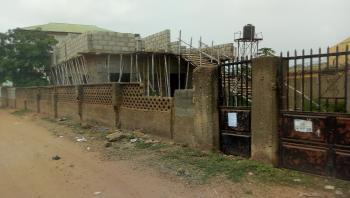 Uncompleted 4 Bedroom Duplex in Gudu, Behind Savannah Estate, Gudu, Abuja, Detached Duplex for Sale