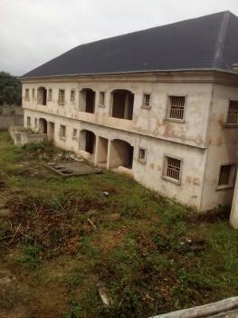 Block of 10 Units of 2 Bedroom Flat, Off Naze Nekede Road, Beside New Federal Housing Estate, Industrial Cluster, Nekede, Owerri, Imo, Flat for Sale