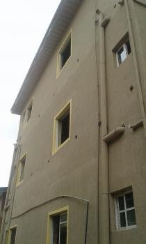 Newly Built Room Self  Contained, Finbars Road, Akoka, Yaba, Lagos, Self Contained (studio) Flat for Rent