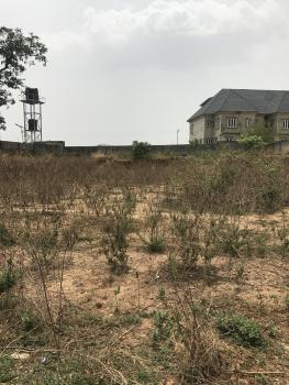Table Land, 1400sqm Approval for 6 Terraces 4 for Developer and 2 for Land Owner with 7m to Pay for The C of O Bill, Jahi, Abuja, Residential Land Joint Venture