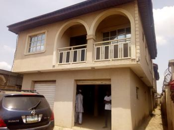 Building of Two Unit of Two Bedroom with Two Warehouse  with C of O, Ikotun, Lagos, Block of Flats for Sale