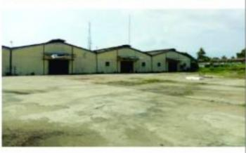 a Beautiful Massive 4 Bay Ware Houses Measuring 20 Metres By 100 Metres in a Strategic Location, Along Cowbell Way, Isolo Industrial Scheme, Amuwo Odofin, Isolo, Lagos, Warehouse for Sale