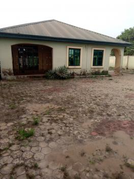 Massive 4 Bedrooms All En Suite Bungalow Plus 1 Nos Mini Flat, Oke-aro, Off Agbado Road, Ifo, Ogun, Detached Bungalow for Sale
