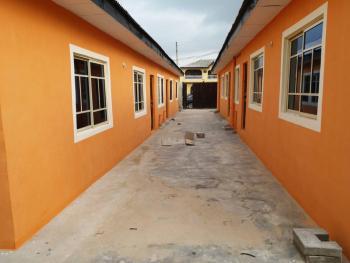 Nice Room and Parlor Self Contained, Kolawole Street, Igbogbo, Ikorodu, Lagos, Mini Flat for Rent