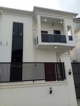 Newly Built and Fantastically Finished 4 Bedroom Semi Detached Duplex with Savant Quarter, Gate House, Osapa, Lekki, Lagos, Semi-detached Duplex for Sale