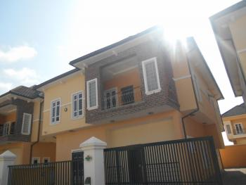 Lovely 4 Bedroom Semi Detached House with a Room Bq, Ologolo, Lekki, Lagos, Detached Duplex for Sale