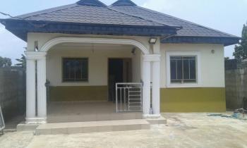 4 Bedroom Bungalow on Half Plot of Land, Lafenwa, Via Ayobo, Ado-odo/ota, Ogun, Detached Bungalow for Sale