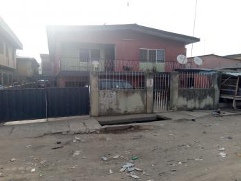 a Story Building with Block of 3 Bedroom Flats, Wole Cole, Ijesha, Surulere, Lagos, House for Sale