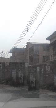 a Block of 6 Units 3 Bedroom Flat (six Flats), Palmgrove, Ilupeju, Lagos, Block of Flats for Sale