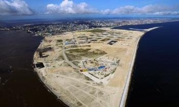 1000 Sqm Land, Eko Atlantic Phase 3, Eko Atlantic City, Lagos, Residential Land for Sale