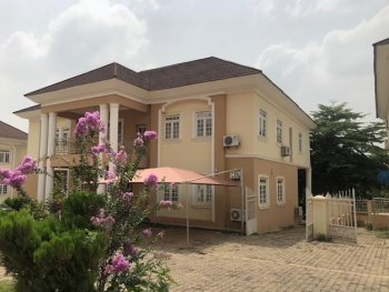 Decent 4 Bedroom Duplex, Apo, Abuja, Detached Duplex for Rent