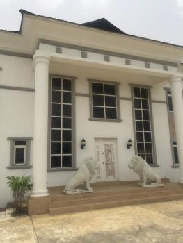 Newly Built 5 Bedroom Mansion, All Rooms En Suite,  Swimming Pool, Large Compound,  Executive Style, Royal Garden Estate, Ajah, Lagos, Detached Duplex for Sale