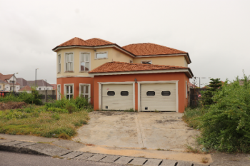 Nicon Town Fully Fitted Detached Duplex with 2 Room Servants Quarters, Nicon Town, Lekki, Lagos, Detached Duplex for Sale