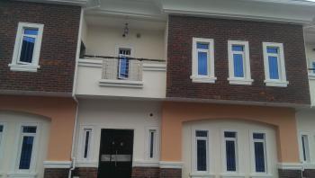 Luxury 3 Bedroom Terrace Duplex with 1 Room B/q, Lekki Palm City Estate, Ado, Ajah, Lagos, Terraced Duplex for Rent