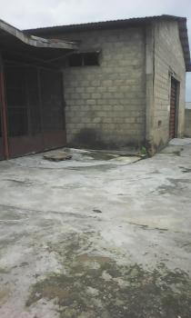 Warehouse of 500sqm with Good Access and Parking Capacity for 5 Trucks, Podo, Old Lagos Road, Ibadan, Oyo, Warehouse for Rent