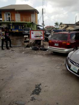 a Strategically Located Functional Car Wash with a Building of 4 Numbers of Shops with a Good Facilities, By Abimbola Way, Ilasamaja, Mushin, Lagos, Commercial Property for Sale