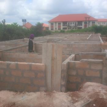 Standard Brand New 3 Flats on Dpc Level, Ehimare Way, Behind Winners Chapel, Benin, Oredo, Edo, Block of Flats for Sale