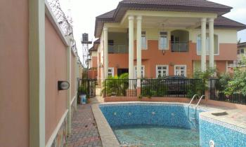 Luxury 5 Bedroom Duplex with 3 Bedroom Flat on One and Half Plot of Land, Abule Egba, Oke-odo, Lagos, Detached Duplex for Sale