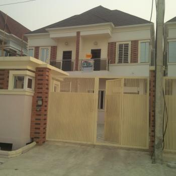 New and Exquisitely Finished Duplex with Bq, Ikota Villa Estate, Lekki, Lagos, Semi-detached Duplex for Rent