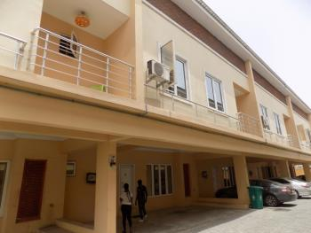 Tastefully Finished 3 Bedroom Terraced Duplex in a Gated Estate with 24 Hours Constant Electricity, After Chevron Roundabout, Lekki Expressway, Lekki, Lagos, Terraced Duplex for Sale