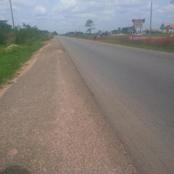 Genuine Multipurpose 300x300ft (9 Plots of Land), Along Sapele Road, Benin-sapele Road Bypass, Benin, Oredo, Edo, Mixed-use Land for Sale