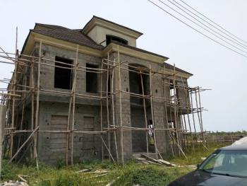 6 Bedroom Detached House with Penthouse Carcass, Ocb Estate, Lekki Expressway, Lekki, Lagos, Detached Duplex for Sale
