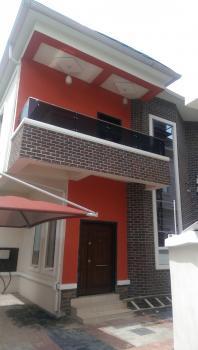 Lovely Spacious 4 Bedroom Semi Detached +1 Room Bq [hot Deal], Before Chevron, Lekki Expressway, Lekki, Lagos, Semi-detached Duplex for Sale