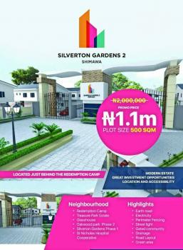 Silverton Gardens 2, Redemption Camp, Simawa, Ogun, Residential Land for Sale