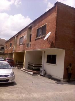 4nos 3 Bedroom Town Houses with Bq, Off Adekunle Bus Stop, Herbert Macaulay Road, Yaba, Lagos, Block of Flats for Sale
