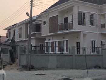 Nicely Finished 4 Bedroom Semi Detached +1 Room Bq, Victory Estate, Ajah, Lagos, Semi-detached Duplex for Sale